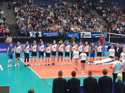 New public record for volleyball in Finland (4577)