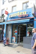 Image for Camden News - 227 Camden High Street - Camden, London, UK