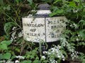 Image for Trent & Mersey Canal Milepost - Salterford, UK