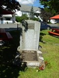 Image for Knox Trail Marker  - North Egremont, MA