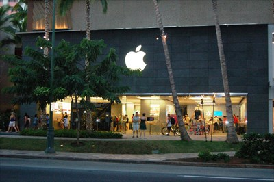 5811caf14 Apple Store Waikiki - Honolulu