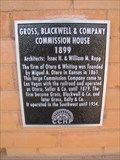 Image for Gross, Blackwell & Company Commission House - Las Vegas, New Mexico
