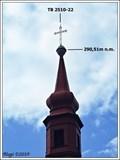 Image for TB 2510-22 Treština kostel, CZ