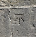 Image for Cut Mark On Parapet Of Lodge Bridge – Burnley, UK