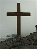 Image for Observation Hill Cross, McMurdo Station, Antarctica