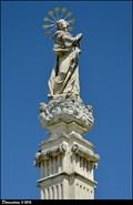 Image for Immaculata on Marian Column / Immaculata na mariánském sloupu - Valtice (South Moravia)