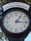 Image for Clock at The Shops  at Lincoln Heights Mall - San Antonio, TX