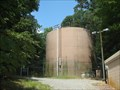 Image for Johnny Mac Britton water tower - ETSU - Johnson City, TN