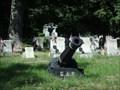 Image for GAR section - Evergreen Cemetery, Owego