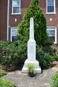 Image for McCormick County Veterans Memorial - McCormick, SC