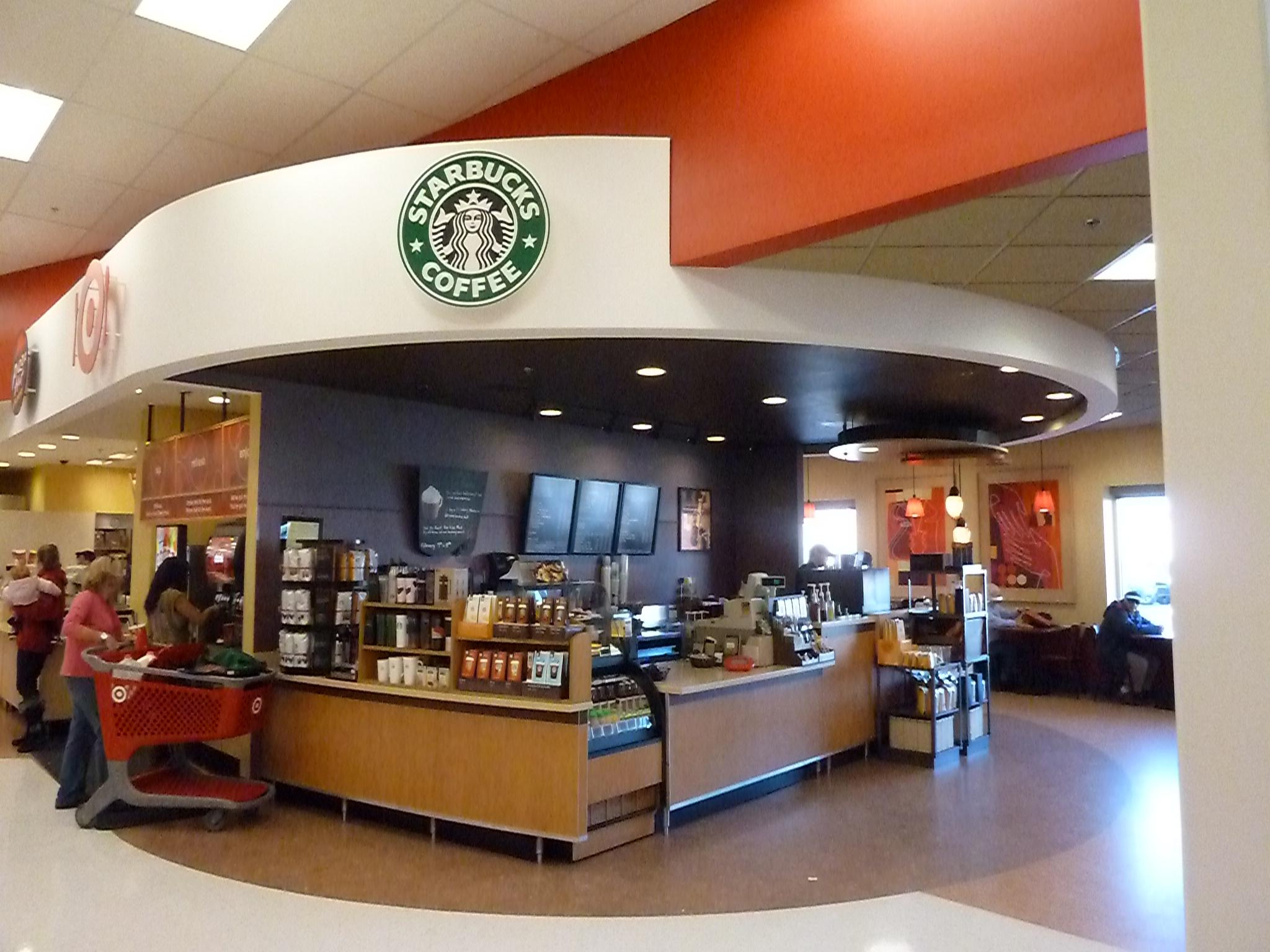 Similiar Starbucks In Target Stores Keywords