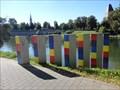 Image for Die vier Farben des Kantenspektrums in Reihung - Neu-Ulm, Germany, BY