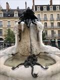 Image for Fontaine aux Grenouilles, ou de Jeunesse - Place Darcy, Dijon, Côte-d'Or, France