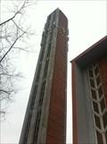 Image for Bell Tower of Notre-Dame-de-la-Paix - Saint-Louis, Alsace, France