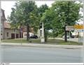 Image for Kursächsische Postmeilensäule in Mühlberg/Elbe, Brandenburg, Germany