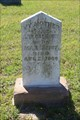 Image for OLDEST Document Burial in Hillcrest Cemetery - Canton, TX