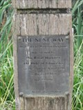 Image for The Nene Way Marker - Oundle Marina, Northamptonshire, UK