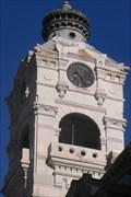 Image for Mackie Building Clock - Milwaukee, WI