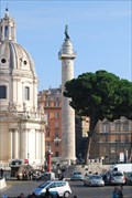Image for Column of Trajan - Rome, Italy and 7445 Trajanus Asteroid