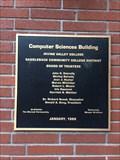 Image for Computer Sciences Building - 1989 - Irvine, CA