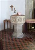 Image for Baptismal Font - Church of St. Margaret, Church Road, Clenchwarton, Kins Lynn, PE34 4DY