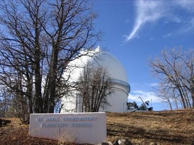 United States Naval Observatory Flagstaff Station ...