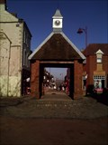 Image for Sheaf Street Bandstand, Daventry, Northamptonshire.