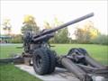 Image for M1 90mm Anti-Aircraft Gun - Broadalbin - New York