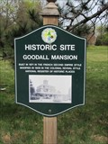 Image for Goodall Mansion - Sanford, Maine
