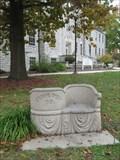Image for Carp Diem Bench – Alton, IL