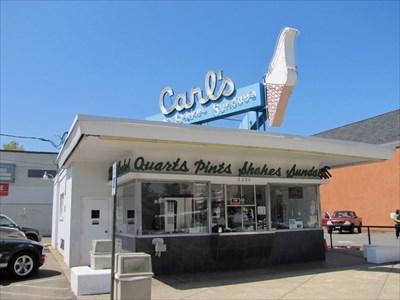 Carl's Ice Cream Day, Fredericksburg, Virginia