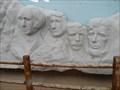 Image for Lincoln in Mt Rushmore Replica - Wall, South Dakota
