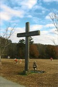 Image for Sweetwater Memorial Park Cross - Hiram, GA