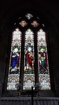 Image for Stained Glass Window - St James - Sutton Cheney, Leicestershire