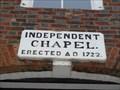 Image for 1722 - Sheaf Street Chapel, Daventry, Northampton, UK.