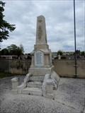 Image for Monument Aux Morts - la Laigne, Nouvelle Aquitaine, France