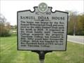 Image for Samuel Doak House - 1C 60 - Tusculum, TN