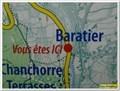 Image for Vous êtes ici - Bienvenue à Saint Sauveur - Baratier, France