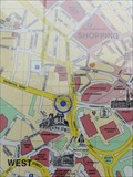 """Image for Thornton Road """"You Are Here"""" map – Bradford, UK"""