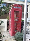Image for Red Telephone Box - Hopfen, Germany, BY