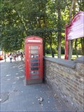 Image for Red Telephone Box - High Road, Tottenham Hale, London, UK