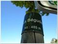 Image for 485 m - La Bégude - La Bégude blanche, Bras d'Asse, Paca, France
