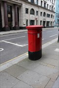 Image for Victorian Post Box - Queen Street, London, UK