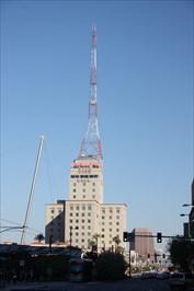 Legacy KPHO-TV Channel 5 Relay Tower/KXTC-FM 92 3 -- Phoenix