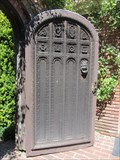 Image for Filoli Garden Door - Woodside, CA
