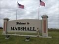 Image for Welcome to Marshall – Marshall, MO