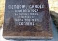 Image for Memorial Garden - 1997 - Columbia Falls, Montana