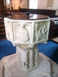 Image for Baptism Font, St Mary Magdalene - Westerfield, Suffolk