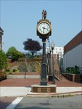 Image for Woburn Square Clock - Woburn, MA