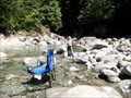 Image for Cascade Creek below Cascade Falls — Hatzic Valley, BC